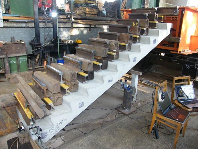 Испытания материалов и конструкций